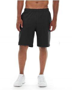 Arcadio Gym Short-34-Black